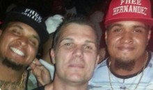 "Pouncey Twins Wear ""Free Hernandez"" Hats at their 23rd Birthday Party (Photo)"
