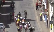 Tour de France Cyclists Were Mooned in the Mountains of Southern France Yesterday (Video)