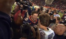 Is This Clip of Brady and Tebow Talking About Aaron Hernandez Two Years Ago a Big Deal? (Video)