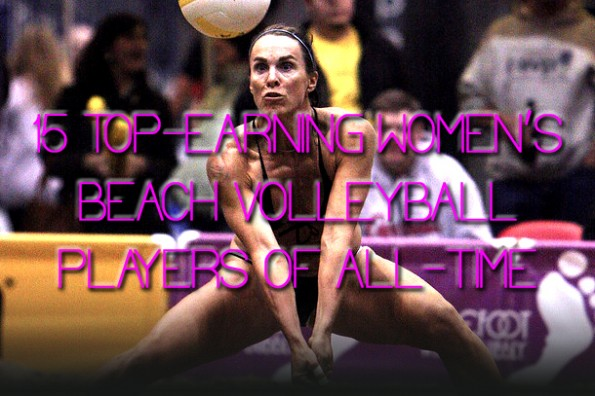 top-earning female beach volleyball players