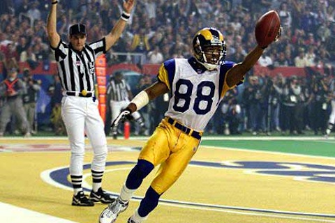 torry holt - nfl sign and retire