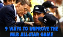 9 Ways to Improve the MLB All-Star Game