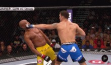 Watch Anderson Silva Get Knocked Out By Chris Weidman at UFC 162 (GIF)