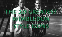 The 20 Greatest Wimbledon Style Icons