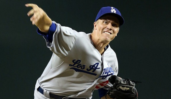 zack greinke vs dbacks
