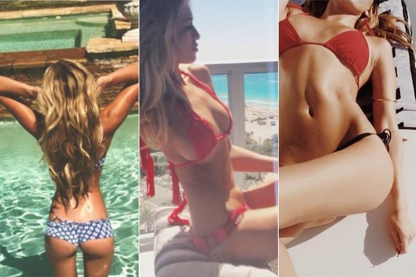 13 paulina gretzky sexy instagram pics
