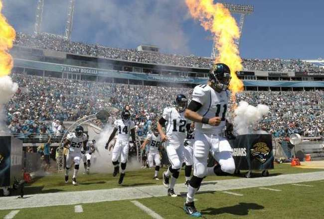 2 jacksonville jaguars - least valuable nfl franchises
