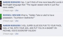 NFL Quarterbacks Conversation on Facebook: Preseason Week 1 is in the Books!