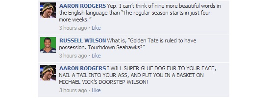 2013 NFL QB Convo Preseason Week 1