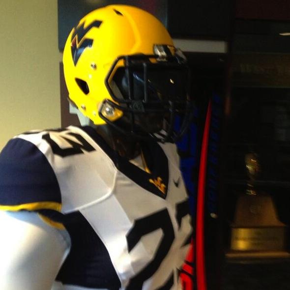 23 new wvu football helmets - 2013 college football helmets