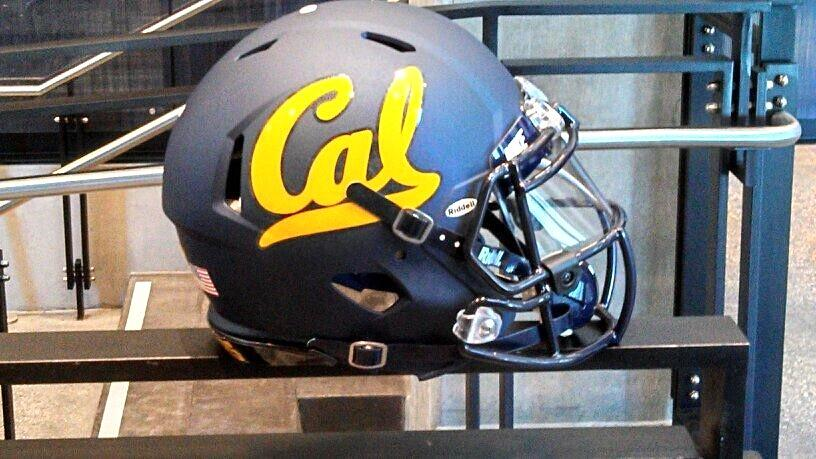 24 new cal football helmets