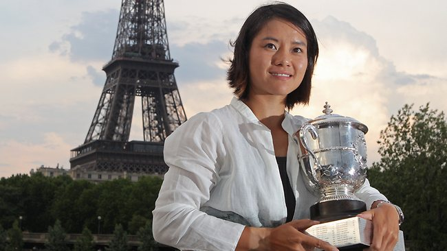 3 li na - top paid female athletes 2013