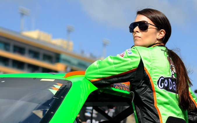 5 danica patrick - top paid female athletes 2013