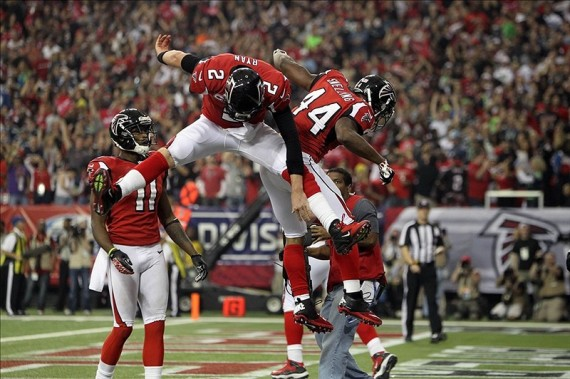 6 atlanta falcons - least valuable nfl franchises