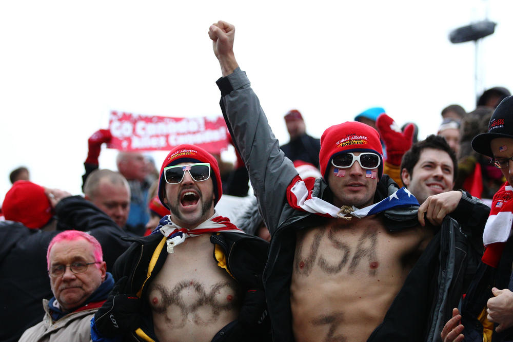 7-usa-fans-fans-with-signs-shaved-into-their-chest-back-hair vancouver olympics bobsled