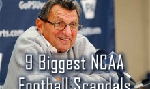 9 Biggest NCAA Football Scandals