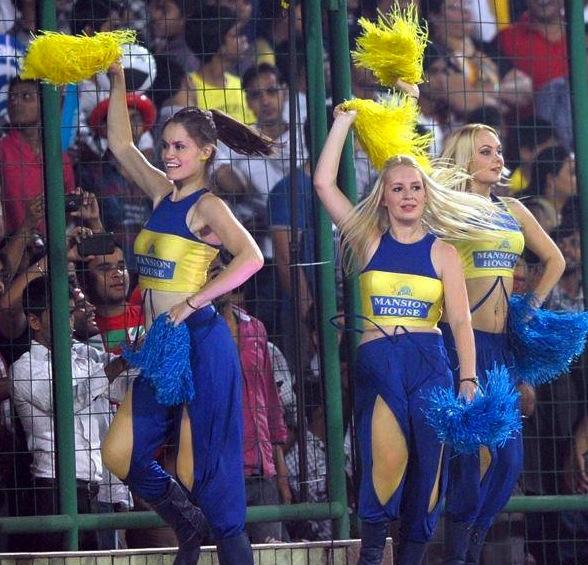 9 chennai super kings cheerleaders 1