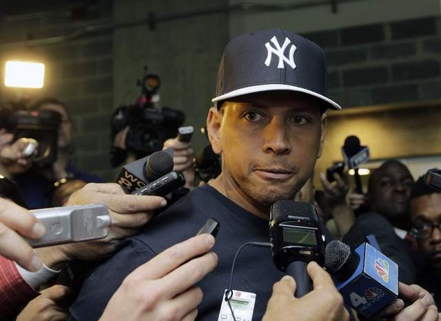 a-rod suspension - alex rodriguez embarrassing moments