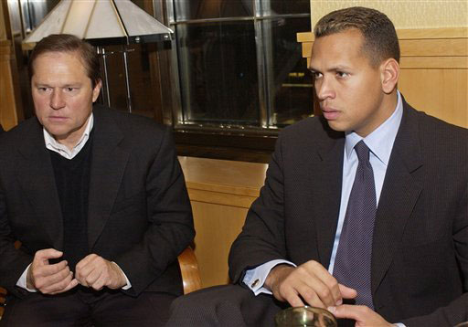 alex rodriguez and scott boras - alex rodriguez embarrassing moments