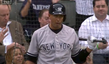 White Sox Fans Boo Alex Rodriguez Mercilessly in His Season Debut (Video)