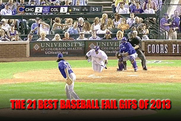 baseball fail gifs 2013