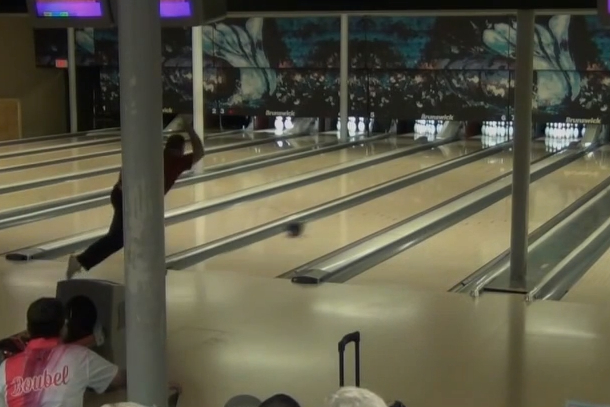 bowler's perfect 300 game ruined by pin malfunction