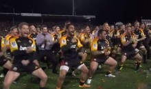 This Is How You Celebrate a Major Sports Championship in New Zealand (Video)