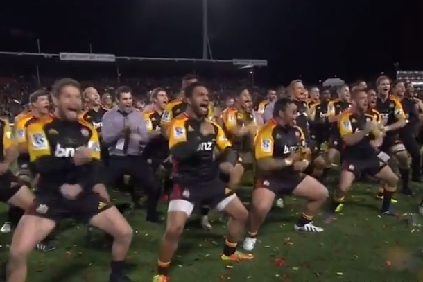 chiefs super rugby maori celebration dance