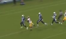 Football Is Back, and Judging by this Touchdown, So Is CJ2K (Video)