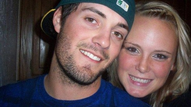christopher lane and girlfriend