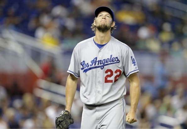 clayton kershaw vs marlins