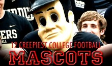 12 Creepiest College Football Mascots
