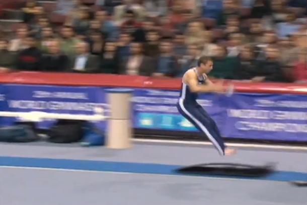 gymnastics vine