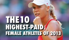 The 10 Highest-Paid Female Athletes of 2013