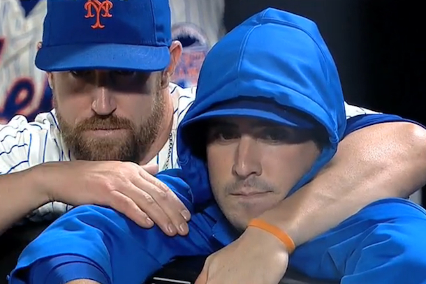 john buck consoles matt harvey