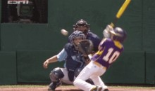 Wicked Curveball Just About Puts This Little League World Series Batter on His Butt (GIFs)