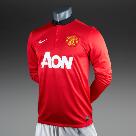 manchester united (home) - new premier league jerseys 2013