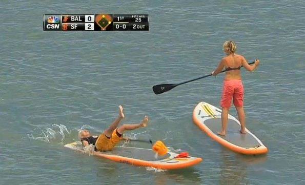 mccovey cove surfer wipe out