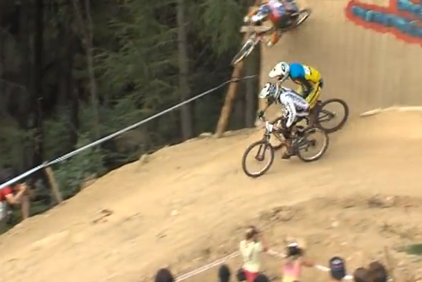 michal marosi 4x mountain biking insane pass