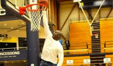Michael Jordan Can Still Dunk at the Age of 50 (Video)