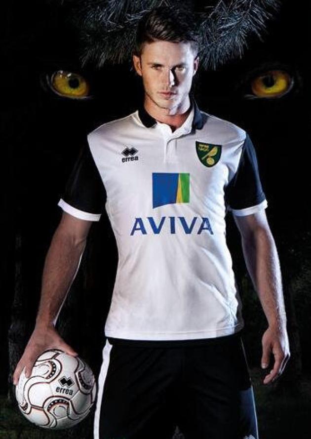norwich city (away) - new premier league jerseys 2013