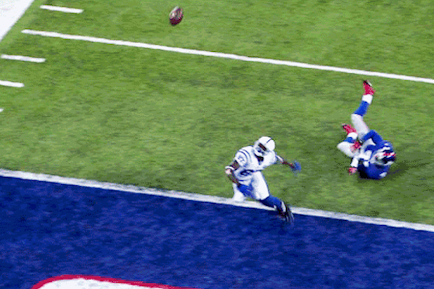 reggie wayne incredible touchdown catch