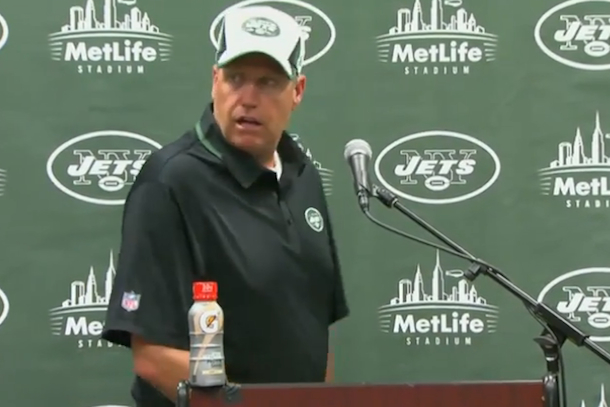rex ryan crazy press conference