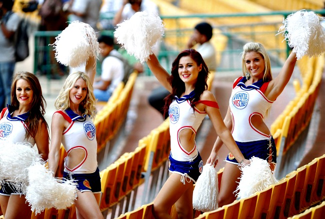 royal challengers bangalore cheerleaders 1