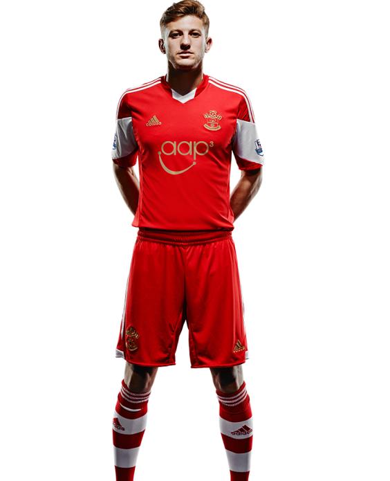 southampton (home) - new premier league jerseys 2013
