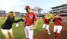 Stat Line of the Night — 8/11/2013 — Steven Strasburg