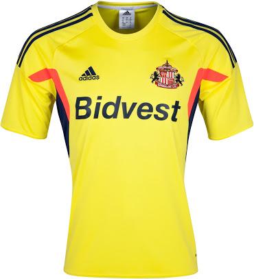 sunderland (away) - new premier league jerseys 2013
