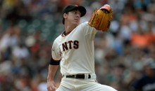 Stat Line of the Night — 8/8/2013 — Tim Lincecum