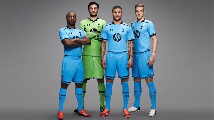 tottenham (away) - new premier league jerseys 2013