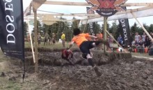 Tough Mudder Competitor Gets Clotheslined and Strangled by Electrified Wires! (Video)